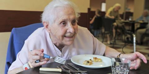 What Food Is Served At Elderly Care Facilities?, West Plains, Missouri