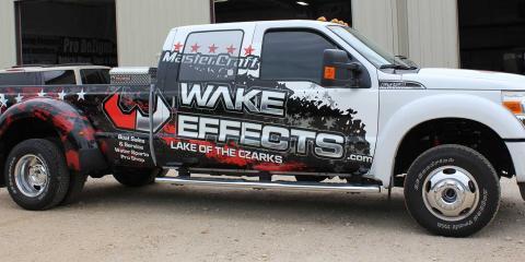 Top 3 Ways Vehicle Wraps Boost Small Business Marketing, Eldon, Missouri