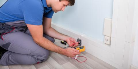 4 FAQs About Outlets & Home Electric Repairs, West Chester, Ohio