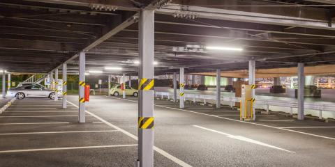 The Importance of Lights in Parking Lots, Texarkana, Texas