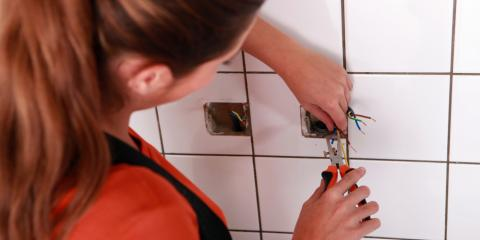 5 Signs Your Home Needs Electric Wiring Services, West Chester, Ohio