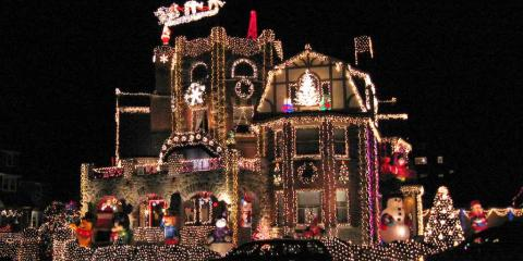 Electrical Safety Tips for Holiday Decorating, Silverton, Ohio
