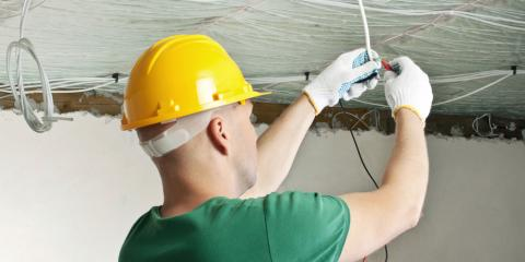 Local Electrical Company Describes 3 Common Household Repair Issues, West Adams, Colorado