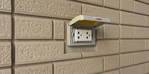 North Carolina's Trusted Electrical Contractor Shares 3 Things You Need to Know About Outdoor Outlets, West Sanford, North Carolina