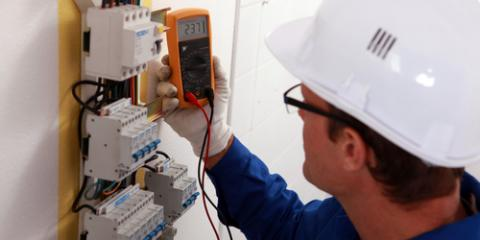 7 Warning Signs You Need Electrical Repairs , High Point, North Carolina