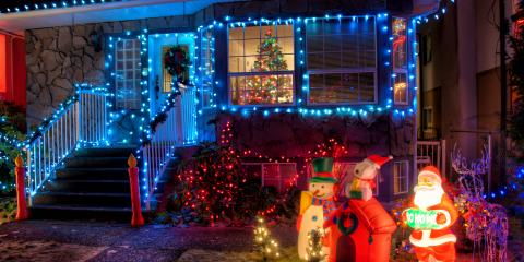 Do's & Don'ts of Safe Holiday Lighting Decorations, Hilo, Hawaii