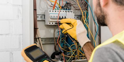 3 Signs You Should Update Your Electrical Panel, Port Orchard, Washington