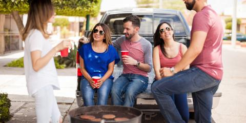 Enjoy a Tailgating Party & Watch College Football, Lincoln, Nebraska