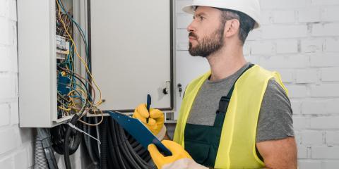 5 Signs You Should Call a Professional Electrician, Cedar Park, Texas
