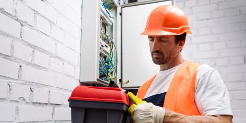 3 Signs Your Office Wiring Is a Fire Hazard, Ellsworth, Wisconsin