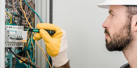 Why You Should Never DIY Electrical Work - Bemrich Electric ... Wiring Work on