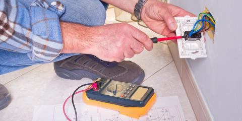 Would Your Property Pass an Electrician's Safety Inspection?, Whittier, California