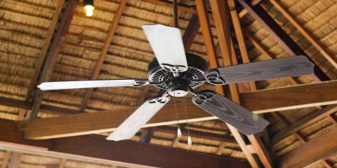 How to Pick & Place Ceiling Fans, Poughkeepsie, New York