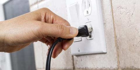 Top Electrician Service Explains When Outlet Sparks Are Dangerous, ,