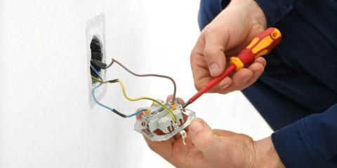 Electricians Share 5 Emergencies That Require Help ASAP, Dayton, Ohio