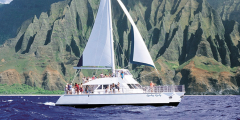 3 Things to Consider Before Chartering a Catamaran, Kekaha-Waimea, Hawaii