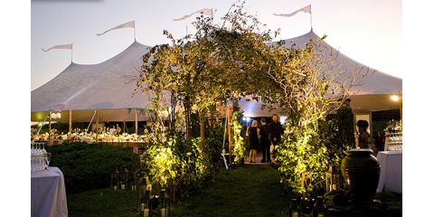 Weather-Proof Your Big Day With Amazing Tented Weddings From Elegant Occasions, Manhattan, New York