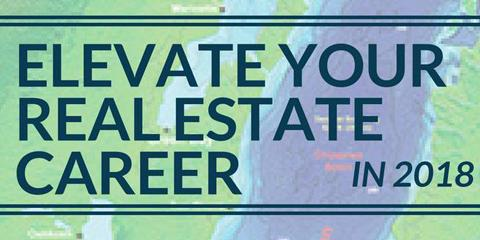 Elevate Your Career in Real Estate in 2018, Appleton, Wisconsin