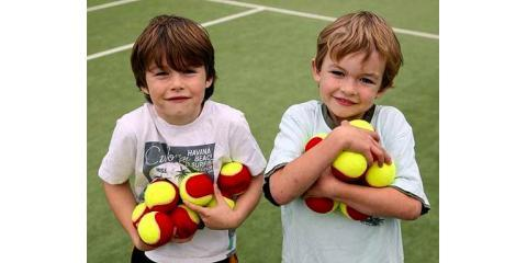 A free tennis lesson from ElfTennis: the benefits of tennis baseball , Manhattan, New York