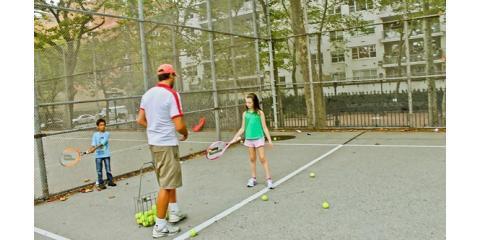 Full Tennis Scholarships For Children Now Available From ElfTennis, Manhattan, New York