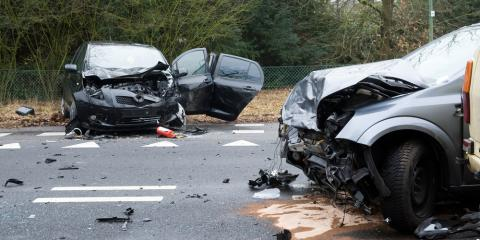 Collision Repair Center Shares 7 Steps to Follow After an Accident, San Marcos, Texas
