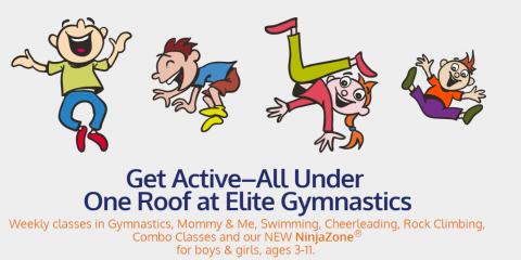 Elite Gymnastics, Gymnastics, Family and Kids, Hawthorne, New Jersey