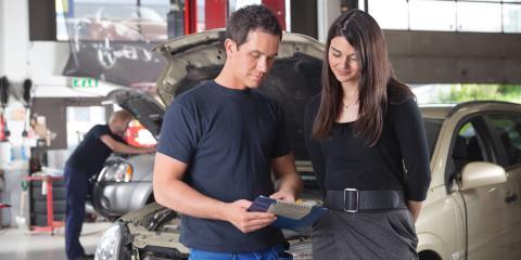 Your Car Tuneup Checklist, Elizabethtown, Kentucky