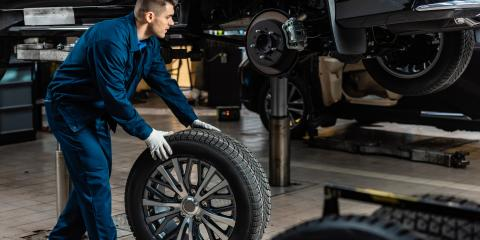 What to Know About Tire Pressure, Elizabethtown, Kentucky