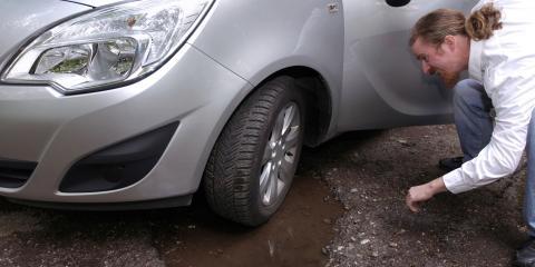 3 Signs of Auto Damage After Hitting a Pothole, Elizabethtown, Kentucky
