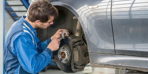 4 Common Brake Problems, Elizabethtown, Kentucky