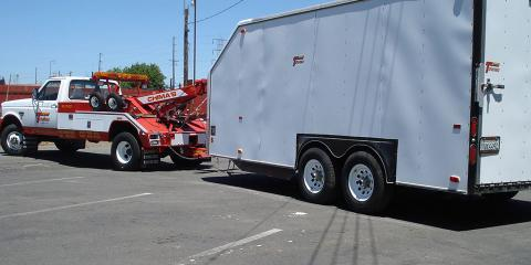 3 Common Tow Trucks You Should Recognize , Elk Grove, California