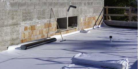 What Are the Differences Between EPDM & TPO Roofing?, ,