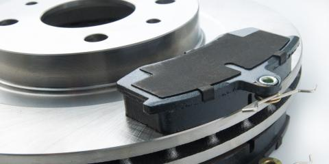 3 Signs Your Car Needs New Brake Pads, Elk Grove, California