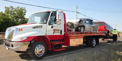 Roadside Assistance Experts Offer 5 Steps to Take After an Accident, Elk Grove, California