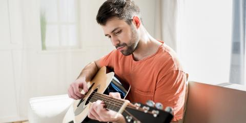 5 Mental Health Benefits Of Playing Guitar, Elko, Nevada