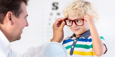 A Guide to Children's Eye Care , Elko, Nevada