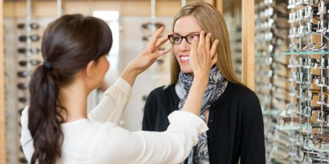 A Guide to Glasses Headaches, Elko, Nevada