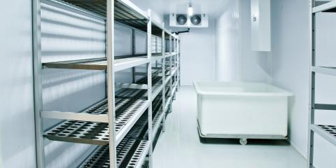5 Signs Your Walk-In Cooler or Freezer Needs Repairs, Elko, Nevada