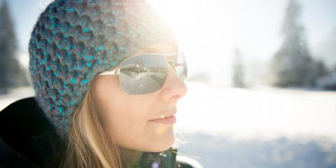 Why You Should Wear Sunglasses in the Winter, Elko, Nevada