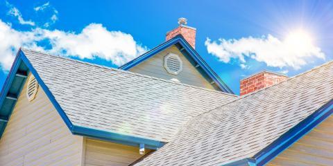 3 Summer Roofing Issues, Elkridge, Maryland
