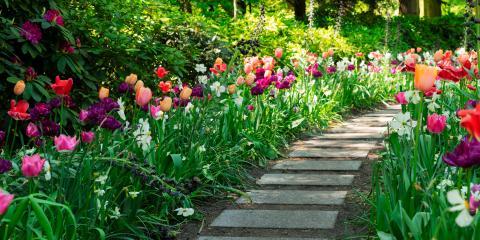 5 Easy Garden Walkway Ideas, North Corbin, Kentucky