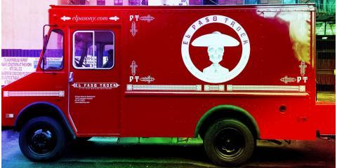 Enjoy Tacos & Other Mexican Food From The El Paso Truck, Manhattan, New York