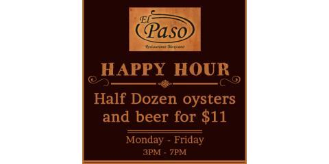Blue Point Oysters & Craft Beer Five Days a Week During Happy Hour in Spanish Harlem, Manhattan, New York