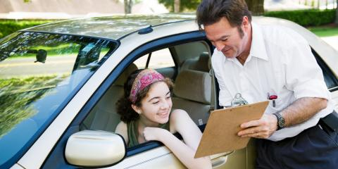 How Car Insurance Changes When Adding a Teen Driver, Elyria, Ohio