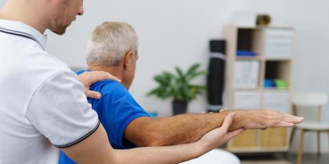 How Can Chiropractic Therapy Help Me After an Injury?, Elyria, Ohio