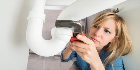 5 of the Most Common Causes of Blocked & Clogged Drains, Elyria, Ohio