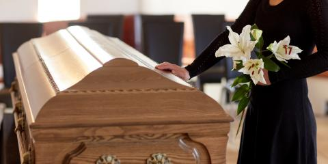 A Funeral Home Explains How to Deal With the Unexpected Death of a Family Member, Sheffield, Ohio