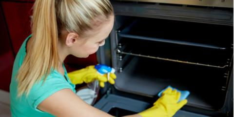 Elyria's Appliance Service Suggests Manually Cleaning These 3 Areas of Your Self-Cleaning Oven, Elyria, Ohio