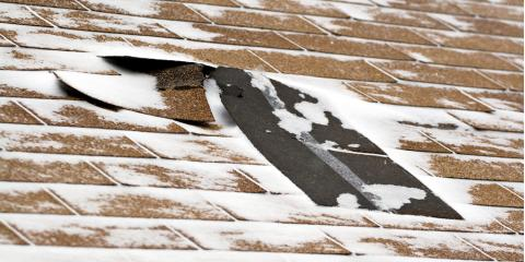 3 Reasons to Schedule a Roofing Inspection After Winter, Elyria, Ohio