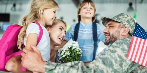 5 Ways Storage Units Help Military Members & Their Families, Elyria, Ohio